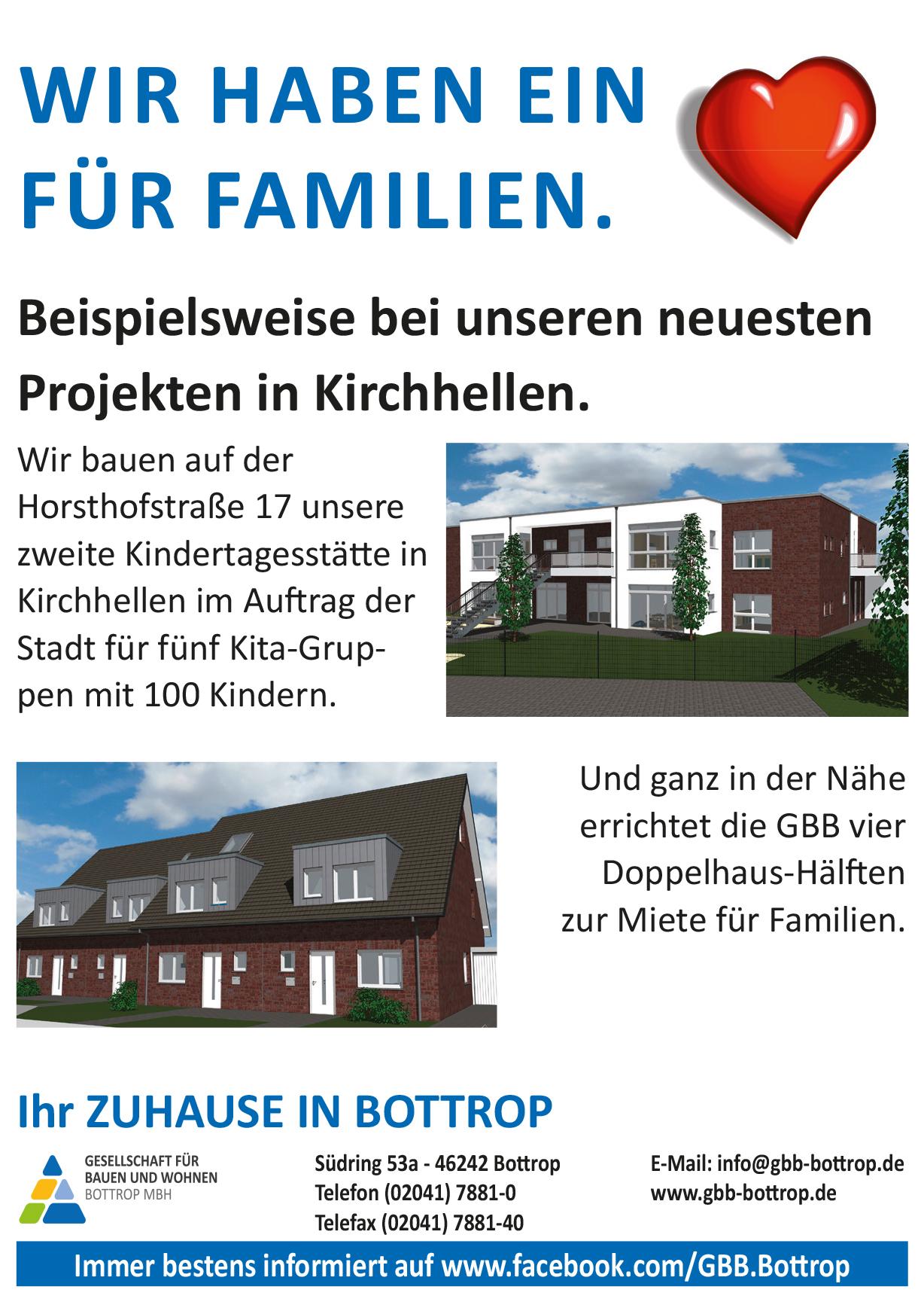 Gesellschaft Fur Bauen Und Wohnen Bottrop Bottroper Zeitung